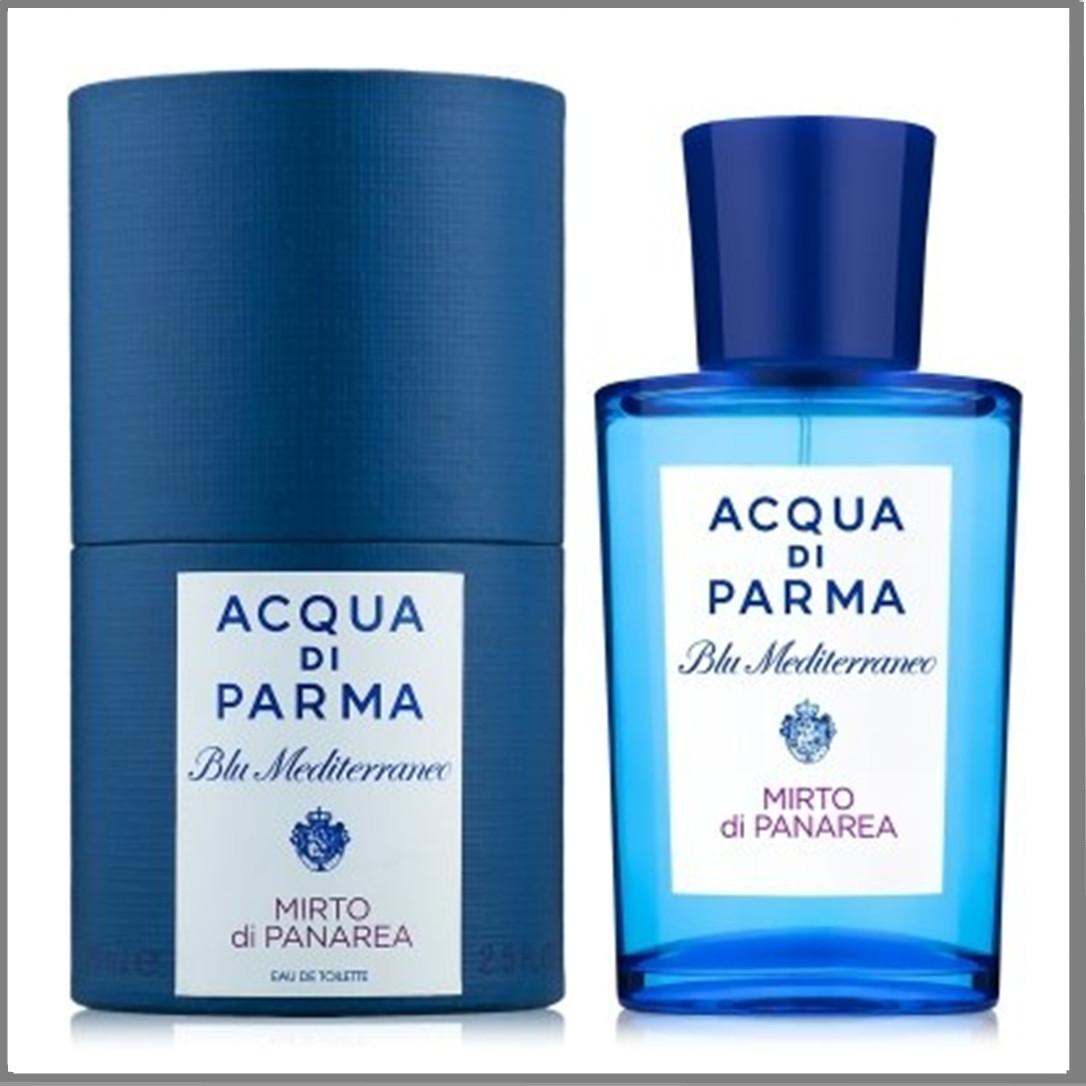 Acqua di Parma Mirto di Panarea EDT 75 ml. (Аква ді Парма Мирто Ді Панареа)
