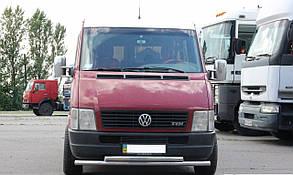 Передняя защита Volkswagen LT (двойная дуга)
