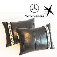 Автоаксессуары для Mercedes-Benz. Автоподушки ручной работы.