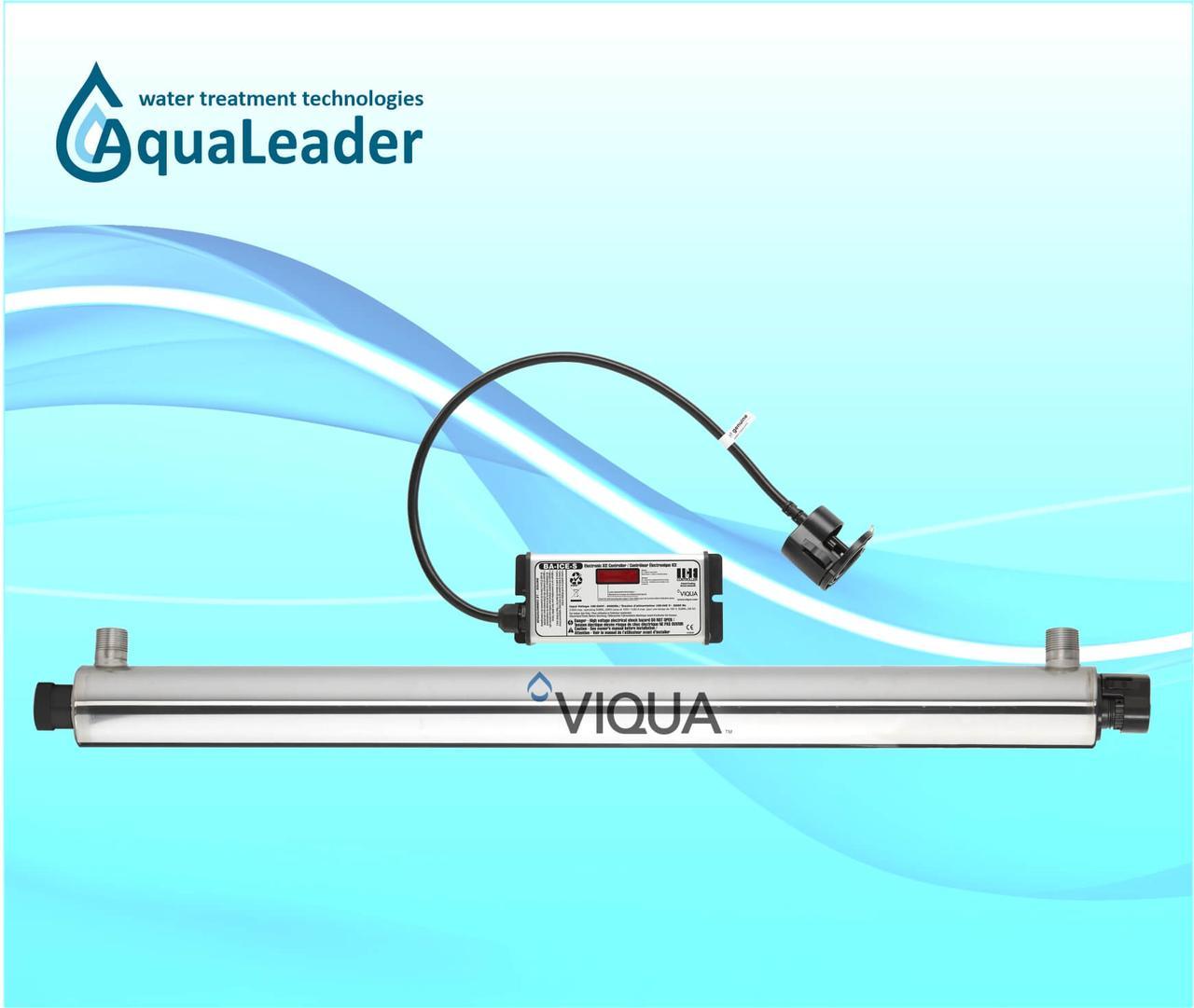 Система ультрафиолетового обеззараживания VIQUA S8Q-PA/2