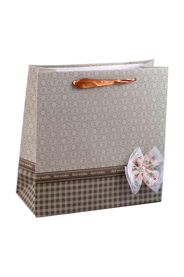 подарунковий пакет квадратний фото