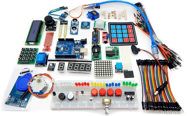 Arduino-набор-Ultimate