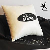 Автоаксессуары для Ford - подушка в авто. Ручная работа