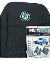 Чехлы на сиденья SKODA OCTAVIA A5/A5 NEW 2004-12г.з/сп и сид.2/3 1/3;подл;5подг;бочк;airbag