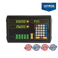 2 оси TTL 5 вольт LED дисплей устройство цифровой индикации D100-2