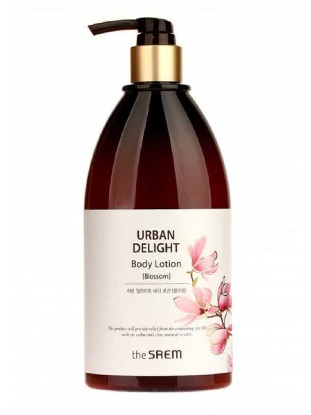 Гель для душа The Saem Urban Delight Body Shower Gel Blossom 400 мл