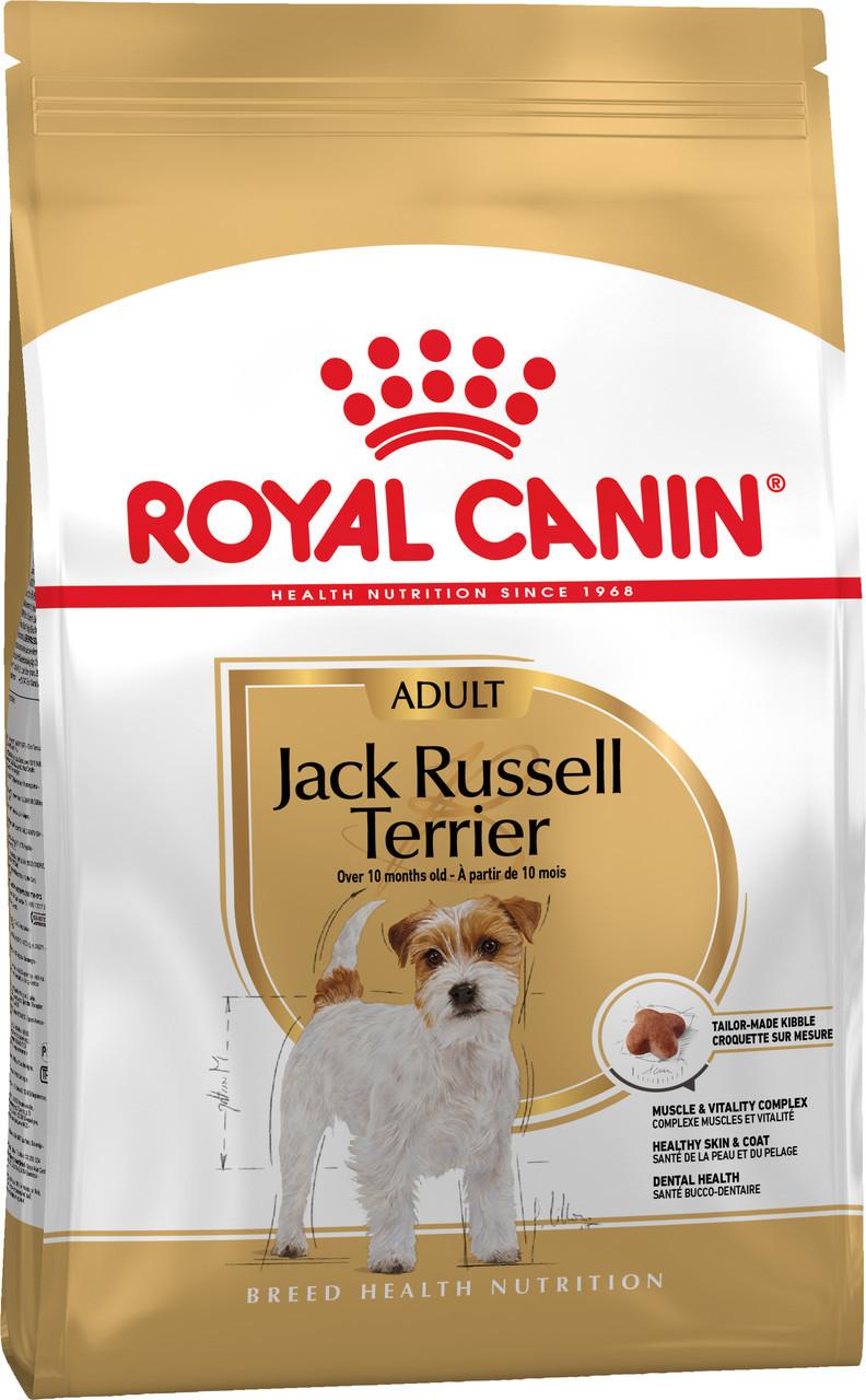 Сухой корм Royal Canin Jack Russel Terrier Adult для собак породы Джек Рассел Терьер 7,5 кг