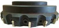 Фреза торцовая Ф200х50 z=12 под пятигранную пластину оснащена пластиной