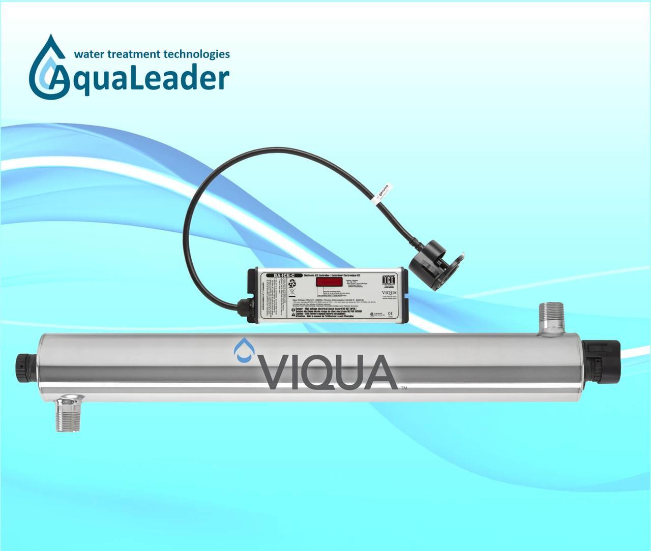 Система ультрафиолетового обеззараживания VIQUA VH600/2