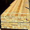 20х70 20х70х3000 Доска / рейка монтажная деревянная 70х20 свежая из бревна