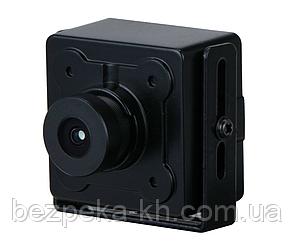 2Мп Starlight HDCVI видеокамера Dahua DH-HAC-HUM3201BP-B (2.8мм)
