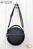 """Пошитая сумка для вышивки бисером Tela Artis """"Алые маки"""" СУ-301, фото 2"""