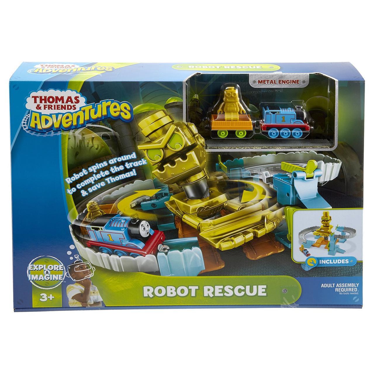 Порятунок робота Adventures Thomas&Friends FJP85