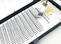Ресницы набор пучков 4D. Микс 12 линий., фото 2