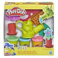 Набор для творчества Hasbro Play-Doh Садовые инструменты (E3342_E3564)