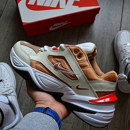 Мужские кроссовки в стиле Nike M2k Tekno, фото 2