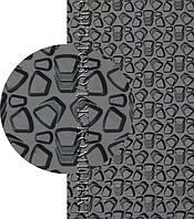 ЗИМА (Украина), р. 550*550*4 мм, цв. чёрный - резина подметочная/профилактика листовая