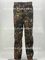 Камуфляжные брюки бундесвер Flecktarn
