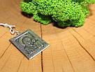 Подвес-иконка из серебра Божией Матери Казанская, фото 2