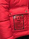 Куртка демісезонна на дівчинку Марі, фото 6