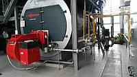 Монтаж/поставка настінних та підлогових парових та водогрійних котлів потужностю від 100кВт