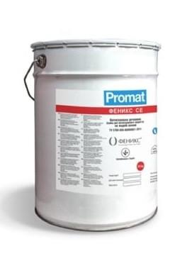 Вогнезахисна фарба Promat ФЕНИКС® СЕ  для кабелів 25 кг.