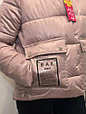 Куртка демисезонная на девочку Мари, фото 6