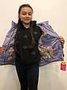 Куртка демисезонная на девочку Мари, фото 3