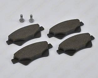 Дискові гальмівні колодки (передні) на Renault Подальше (4x4) 2001->2008 - Renault (Оригінал) - 410608713R