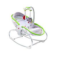 Кресло-кроватка-качелька 3 в 1 Мамина любовь Tiny Love 1801306830