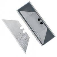 Леза для будівельного ножа косі 10шт LTL80011