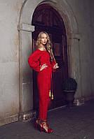 Платье вечернее женское Sofia «Go wild» 204 Красный
