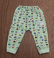 Штаны для новорожденного(кулир) р.74-86 см