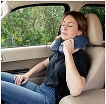 Подушка - подголовник дорожная для сна и отдыха, фото 3