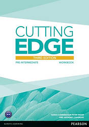 Cutting Edge Third Edition Pre-Intermediate Workbook and Online Audio without Key