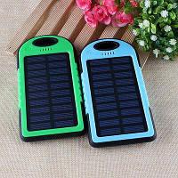 Power Bank с солнечной батареей Solar PB 30000!Совместим практически со всеми современными устройствами.!