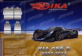 Авточехлы Kia Ceed 2006-2012 Nika