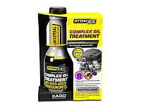 Антидымная присадка с ревитализантом Xado (Хадо) Atomex Complex oil treatment 250 мл