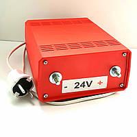Блок питания на 24вольта 300Вт (для автоматических медогонок)