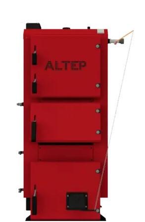 Котёл отопительный на твёрдом топливе  АЛЬТЕП ДУО   19кВт  (АLTEP DUO)