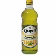 Оливковое масло первого отжима КарапелиФрантолио Carapelli il Frantolio 1л