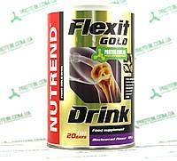 Хондропротектор Nutrend Flexit Drink Gold 400 г Blackcurrant Черная Смородина
