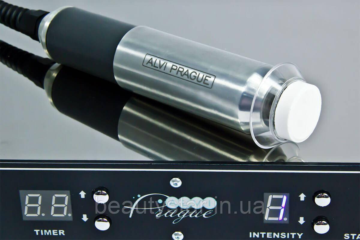 Компактний косметологічний апарат карбоксітерапіі Т-21 ALVI карбоксітерапіі