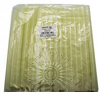Стержні клейові 1кг пачка (ціна за пачку) 11x200мм білі LTL14013