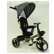 Велосипед трехколесный TurboTrike М 5447PU-17 Гарантия качества Быстрота доставки, фото 4
