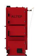 Котёл отопительный на твёрдом топливе  АЛЬТЕП ДУО   31кВт  (АLTEP DUO)