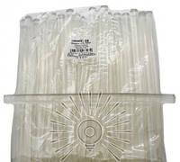 Стержні клейові 1кг пачка (ціна за пачку) 8x200мм прозорі