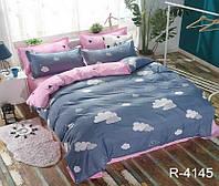 Бязь-ранфорс.Двуспальный комплект постельного белья
