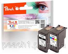 Набор струйных картриджей Canon PG 545XL / CL 546XL | цветной (C,M,Y) и черный (Black) | с оригинальным чипом.