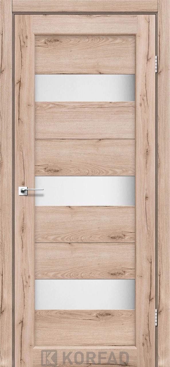 Двери Korfad PR-11 Дуб тобакко